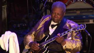 """BB King """"The Thrill is Gone"""" Live At Guitar Center's King of the Blues"""
