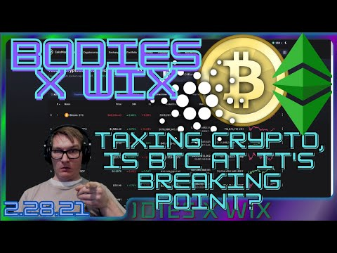 Bitcoin is being Taxed this season?! And WTF is Bitcoin doing lately? (Technical Analysis)