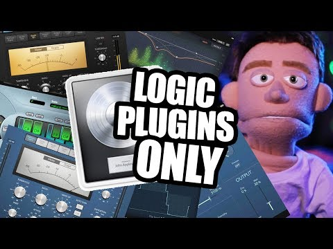 How To Mix Vocals In Logic Pro X Tutorial