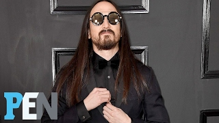 Steve Aoki Hints At More Music With Louis Tomlinson | PEN | Entertainment Weekly