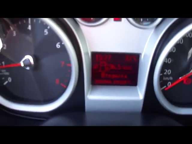 2011 Форд Фокус.Обзор (интерьер, экстерьер).