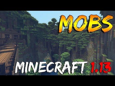 [Version 1.13] MOBS from Minecraft in Real Life | МОБЫ из Майнкрафт в реальной жизни