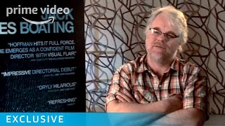 Repeat youtube video Philip Seymour Hoffman Interview