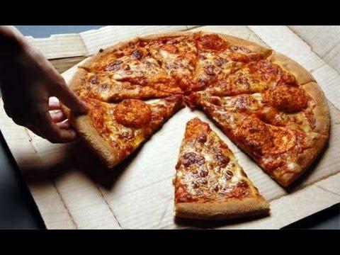 plato para pizza youtube