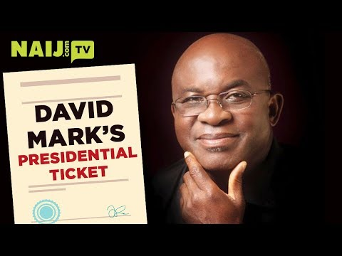 Nigeria News Today: David Mark Is Running For President On Nigeria Election 2019 | Legit TV Mp3
