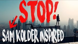 WHY YOU NEED TO STOP COPYING SAM KOLDER!