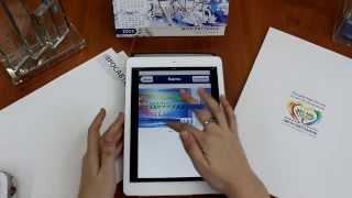 Как быстро узнать остаток на счете с помощью мобильного банка. Мобильный банк на iPad Air.(, 2013-12-24T11:42:01.000Z)
