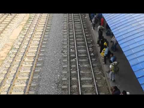 Airport railway station dhaka