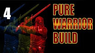 Skyrim Pure Warrior Build Walkthrough SURVIVAL MODE, NO MAGIC Part 4: SSHHHH! I'm Hunting Wabbits!