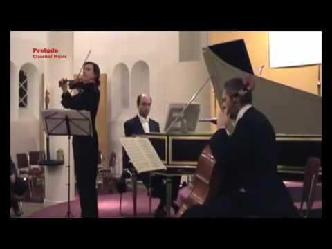 Ensemble Aira in Baarn NL 2001 plays Dall'Abaco