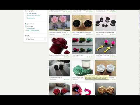 My Tips for Etsy SEO