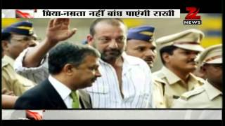 Zee News: Sanjay Dutt unable to celebrate Rakhi with Priya - Namrata