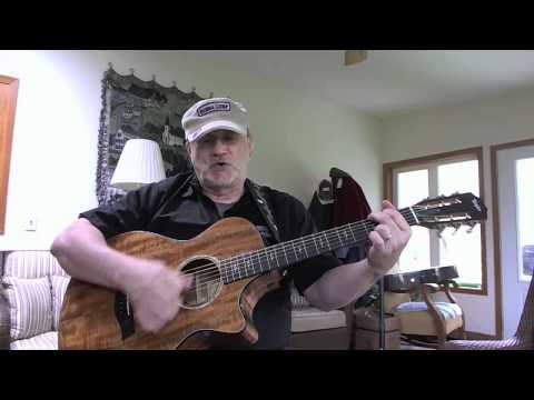 762 - Return To Sender - Elvis Presley - acoustic cover by George Possley