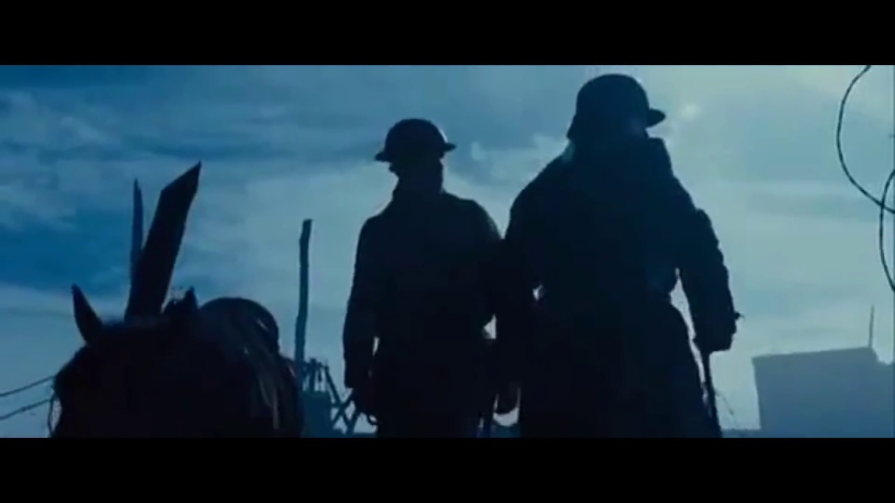 Trench Scene but everytime someone dies they need more wire cutters ...
