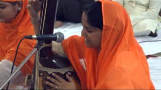 Sant Jana Mil Harjas Gayo - Gurbani by Mrs. Kamaljeet Kaur, Gurmat Sangeet Academy (Delhi)