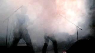 Moritzbastei Leipzig 03.09.2010 Eisenvater 1 Live