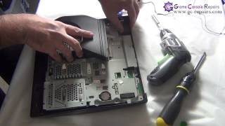 PS3SLIM   250GB CECH 2002x   Thermal Compound Replacement by gc repairs com
