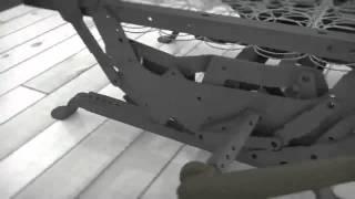 Lane Furniture Recliner Features- Reclining Mechanism