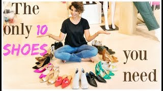 10 SHOES THAT LOOK GOOD WITH EVERY OUTFIT (2018)