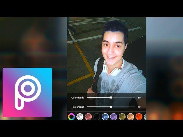 PicsArt! - Edite Fotos, Vídeos e Crie Montagens!!