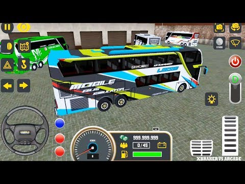 Mobile Bus Simulator: Bus Driving Game - Android Gameplay HD