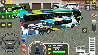 Mobile Bus Simulator: Bขs Driving Game - Android gameplay HD