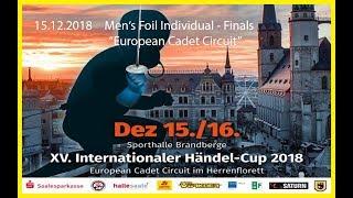 European Cadet Circuit Halle - MFI - Finals thumbnail