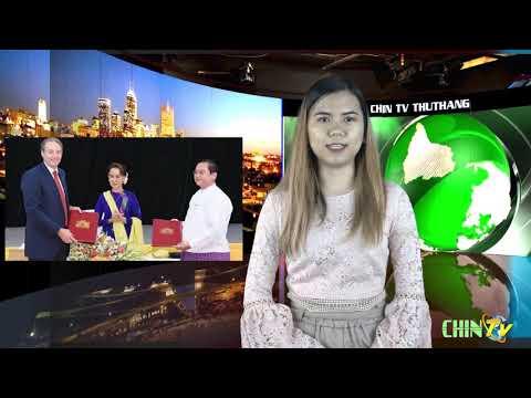 Satuah Thla (March) Zarhlinak Chin TV Thuthang,2019