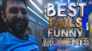 BEST FAILS and FUNNIEST Moments of WePlay! Mad Moon Dota 2