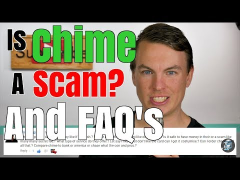 Is CHIME A Scam And Other FAQ's! | Season 2 Episode 9 - YouTube