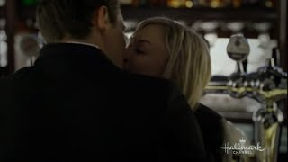 Laurel & Danny kiss | Love on the Sidelines