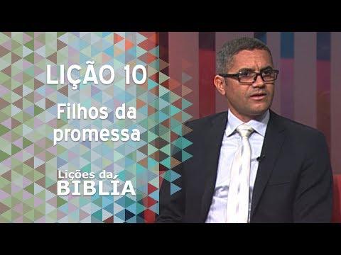 Lição 10 - Vida cristã - Lições da Bìblia