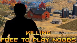 CoD Blackout // Killing Free to Play Noobs