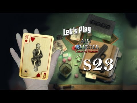 Let's Play Art of Murder: Cards of Destiny S23 - Seed Fragments |