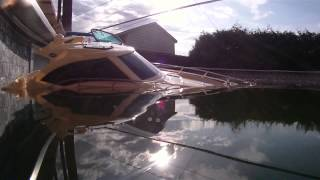 Rc sinking boat
