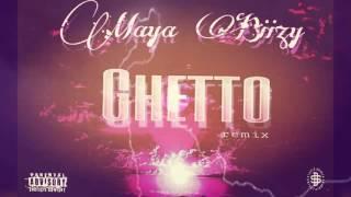 MAYA BIIZY -BENASH Ghetto ft Booba Remix Feminin