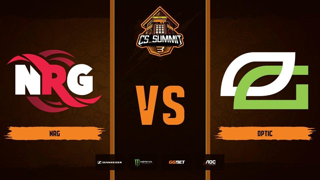 NRG vs OpTic, map 3 mirage, Grand Final, cs_summit 3
