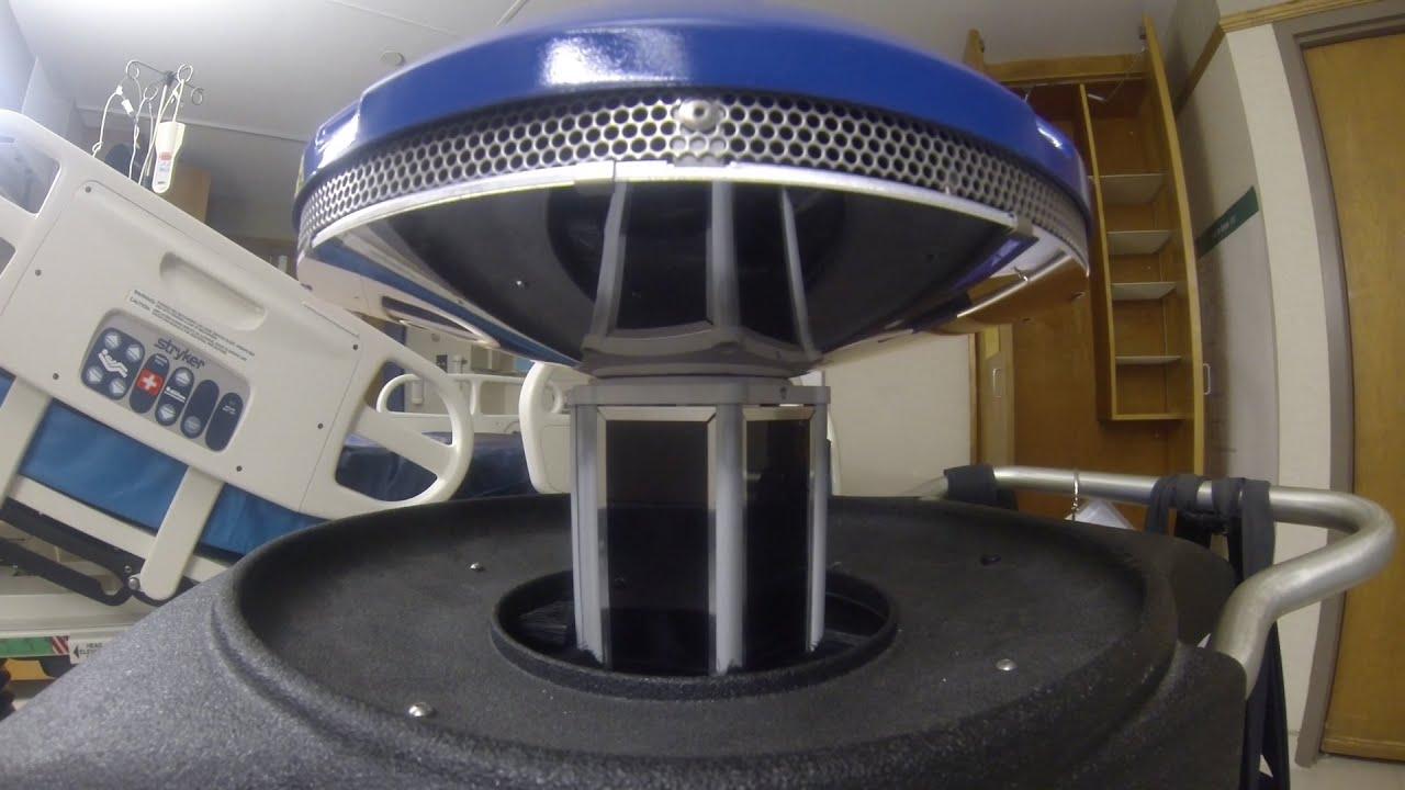UV Robots Zap Hospital Germs - Mayo Clinic