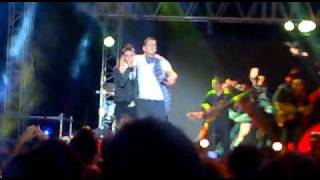 Andy & Lucas- Aquí sigo yo (Gran fiesta del Fiesta 2010, Jaén)