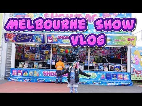 Melbourne Show Vlog 2017