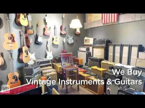 California Vintage Guitars | Sherman Oaks, CA | Music Store