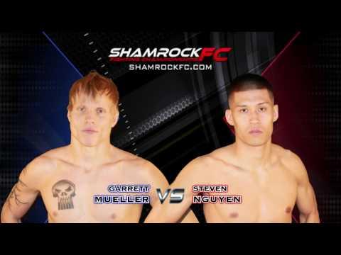Shamrock FC 285 Steve Nguyen vs Garrett Mueller