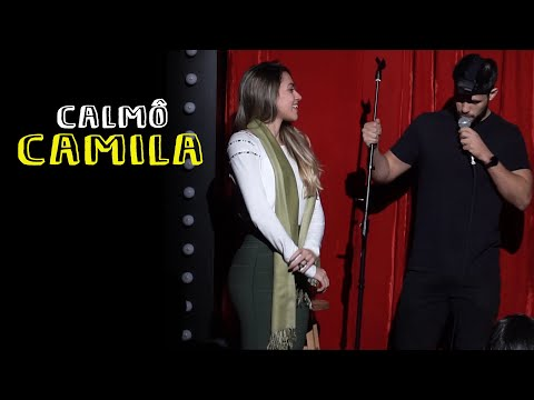 CALMÔ - Stand-up Comedy Magic - CAIO MARTINS