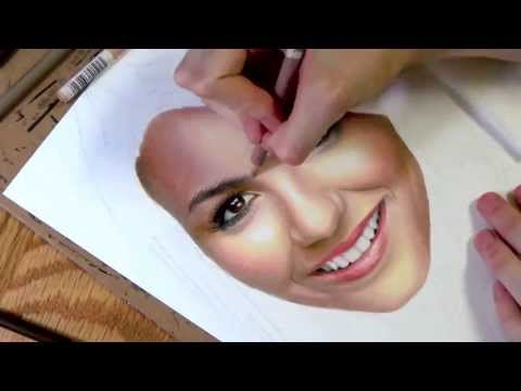 Drawing Victoria Justice