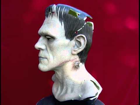 Steve Niles' Frankenstein Stage One Fix