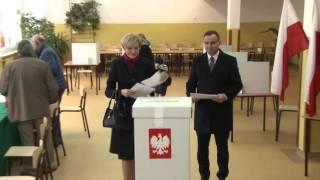 Andrzej Duda wybory parlamentarne 2015