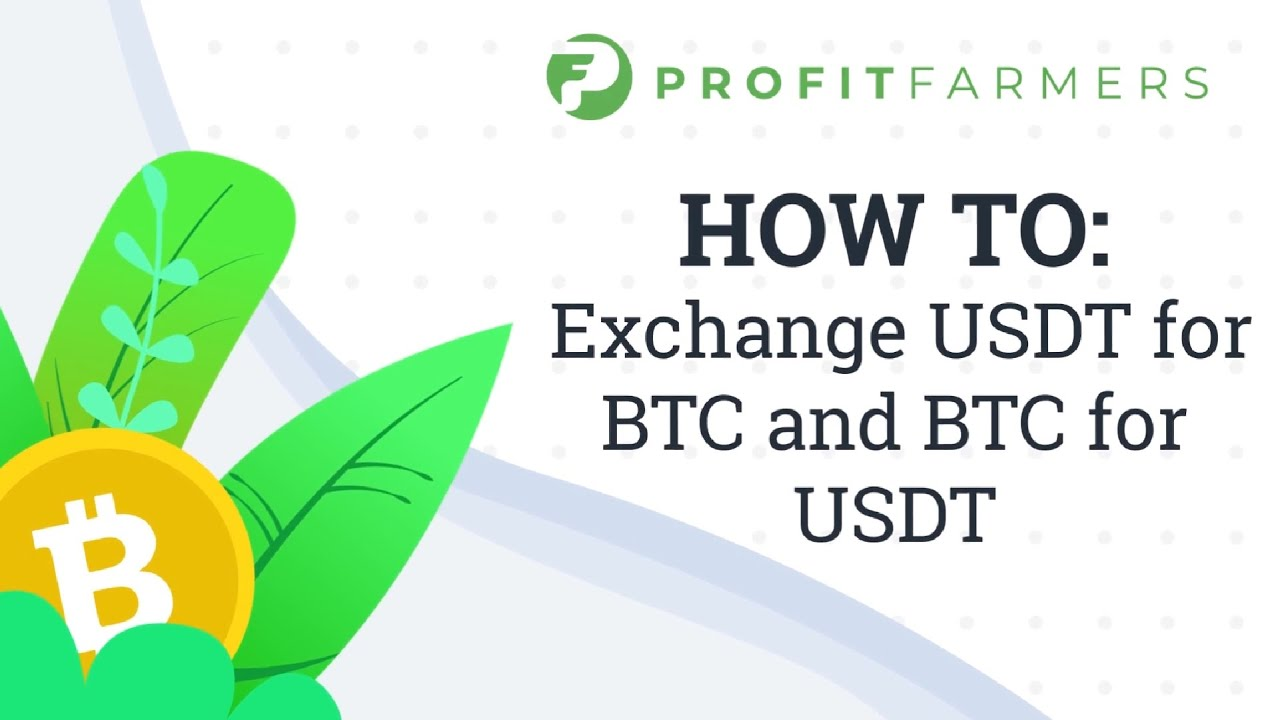 btc a usdt exchange