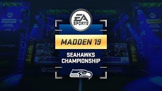 Madden 19 Seahawks Championship Finals