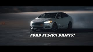 The Coyote Drift Fusion HITS THE TRACK!