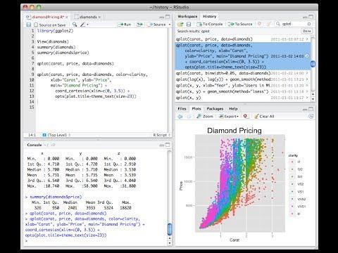 Data Analysis in R
